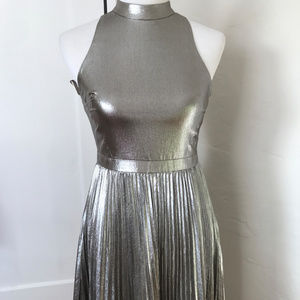 Ann Taylor Shimmer Party Dress